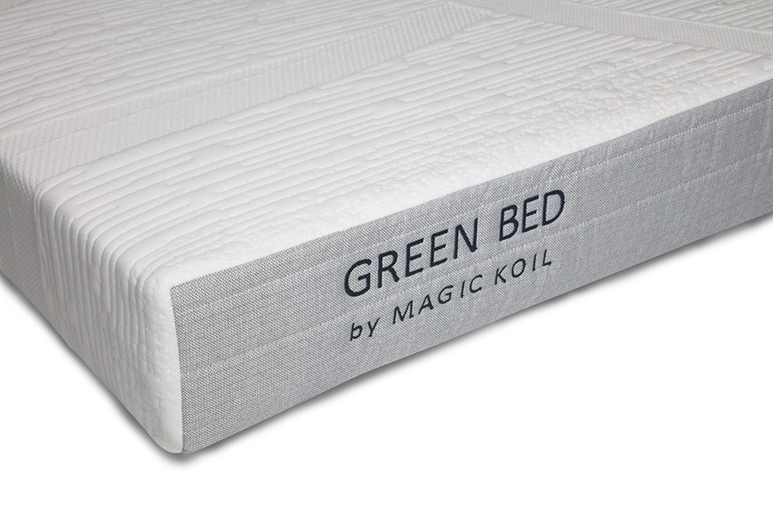 Green Bed Natural Latex Mattress (Free Box of 50 pieces of Face Mask)