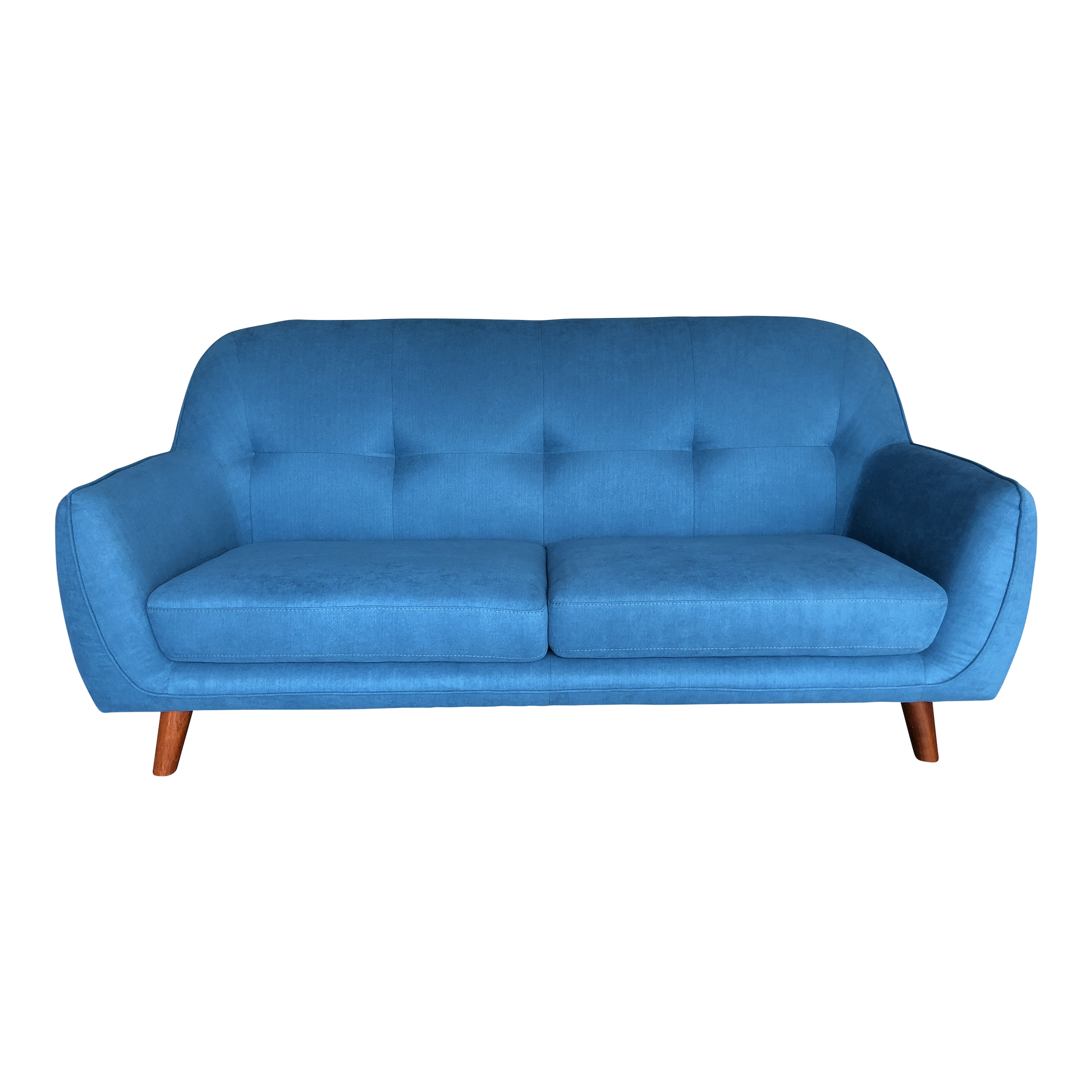 Foster Sofa 3 Seater, Marine Blue