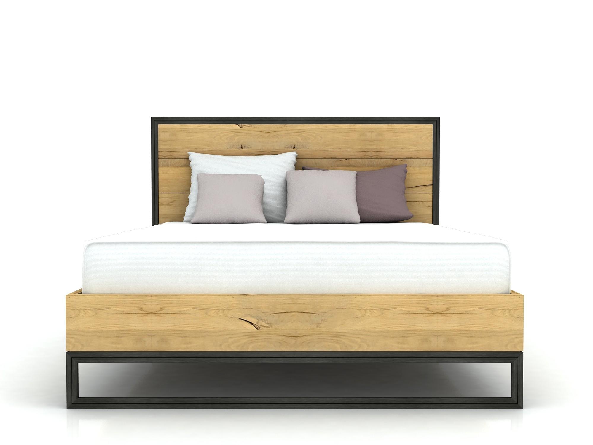 Montauk Bed Natural
