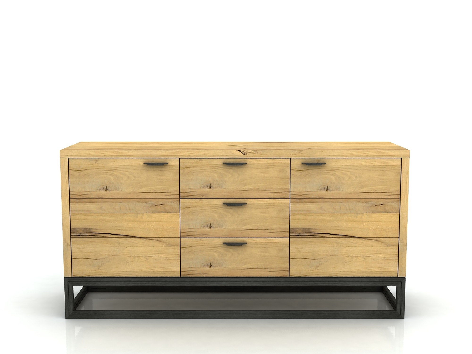 Montauk sideboard natural 160 cm furniture products for Sideboard 95 cm